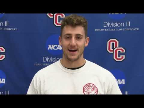 MIAA Student-Athlete Spotlight: Travis Lankerd, Football, Olivet College