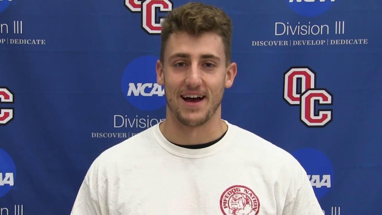 MIAA Student-Athlete Spotlight: Travis Lankerd, Football ...