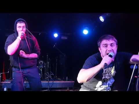 SAGOTORIUM. Coyote Brutal Fest-10. Reset. 1.10.2016. Moscow. Mona club.