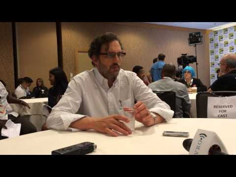 Grimm Silas Weir Mitchell Interview