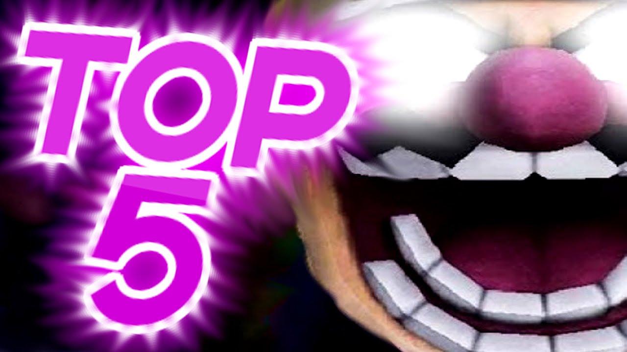 Top 5 new fan animatronics jumpscares youtube