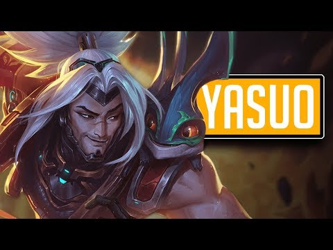 League of Legends #679: Yasuo Top (CZ/Full HD/60FPS)