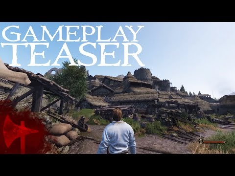 M&B: Bannerlord NEW Gamescom Gameplay Teaser! +Short Analysis