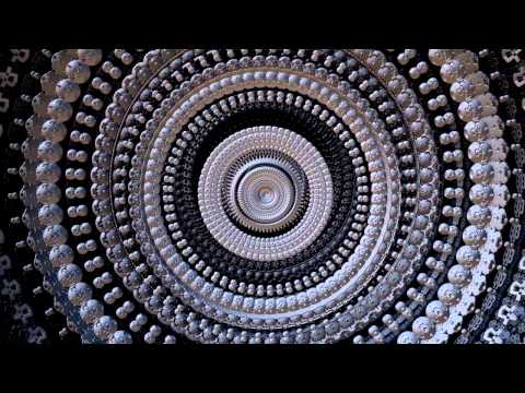 Super Constellations - Mandelbulb 3D fractal animation
