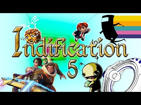 Indiefication #5: 10 отличных инди игр / Good Indie Games (16.01.2016) [RUS / ENG]