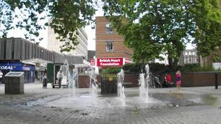 Coventry Warwick Road Fountain