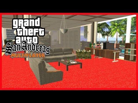 LUXUSNÍ APARTMÁN V LOS SANTOS! (GTA San Andreas Multiplayer #52)