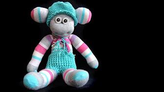 Affen Monkeys Crochet Häkeln Youtube