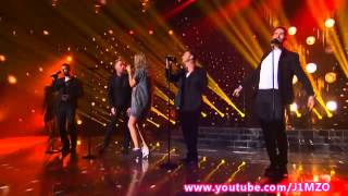 Love Will Save The Day - Boyzone Group Performance.