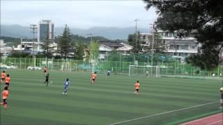 2013 챌린지리그 14R 강원FC U-18 vs 울산현대 U-18 골 하이라이트