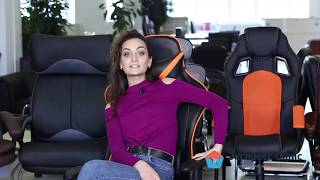 Обзор незаурядного геймерского кресла iCar в сочной яркой расцветке