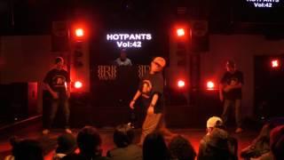 CR∀FT HOT PANTS vol.42 DANCESHOWCASE