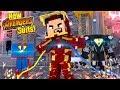 Minecraft Adventure - NEW INFINITY WAR SUPERHERO SUITS!!