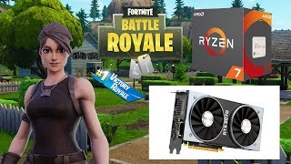 Or Should I Get A Ryzan 2700x With A Rtx 2070... Fortnite Battle Royale