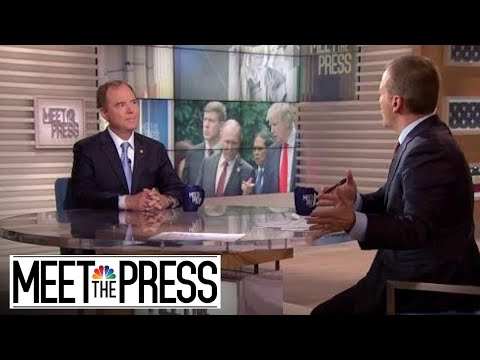 Adam Schiff: 'Just Plain Wrong And Immoral' To Separate Families (Full) | Meet The Press | NBC News