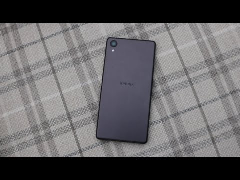 Sony Xperia X - Review!