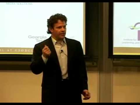 "David Bornstein, Author, ""How to Change the World"" - IMPACT"