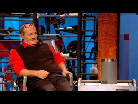 Brendan O'Carroll can't use hotel pedal bins - Room 101: Series 4 Episode 7 Preview - BBC One