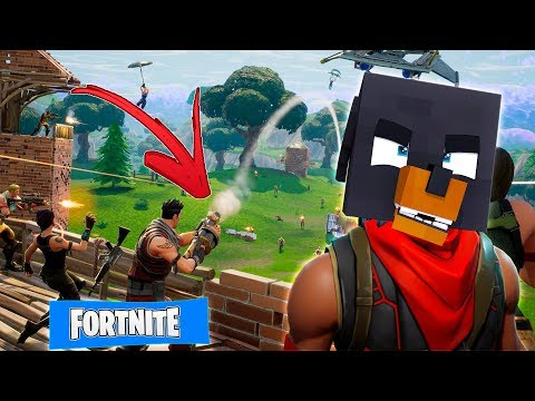 FORTNITE BATTLE ROTALE NEW MAP UPDATE!! - DONUT BECOMES THE GENERAL OF THE LITTLECLUB IN BATTLE!!