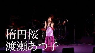 楕円桜 LIVE 渡瀬あつ子さん