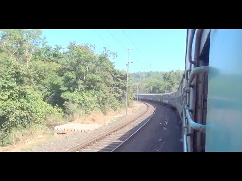 Rare Coverage of South East Central Railway (SECR), its Ghat