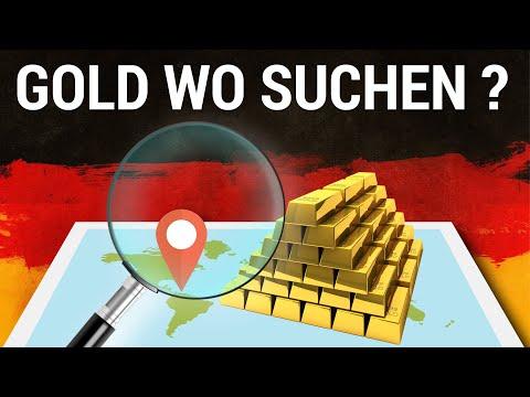 GOLD - WO IST ES ZU FINDEN ? (DEUTSCHLAND)