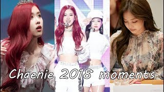 Chaenie 2018, Chaenie being sweet