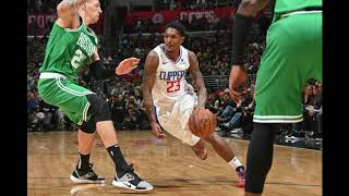 Clippers and Celtics play the best game of the NBA season so far