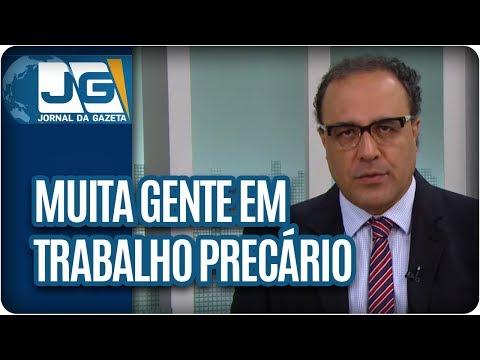 Vinicius Torres Freire/Muita gente em trabalho precário