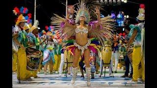 Comparsa Bella Samba - Show Batería Eterna Guerrerra - Primera Noche - Carnaval de Concordia 2019