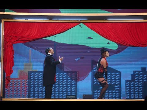 Πάνος Μουζουράκης & Παντελής Αμπαζής - Madame (Padam Padam) Mad VMA 2014