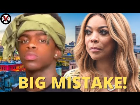 Is Wendy Williams ONE Foot OUT THE DOOR After This HEARTLESS Take On A Tik Tok Star's Death!