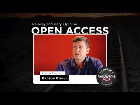 Railway Industry Opinion On Open Access - Galison