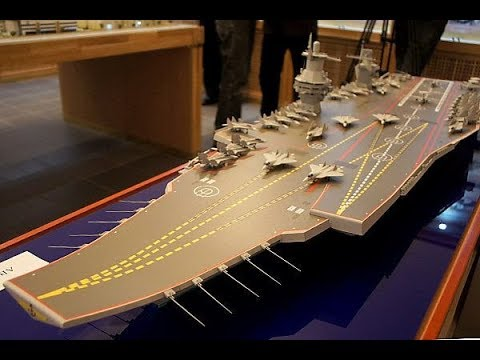 New Aircraft Carrier 2020 Russia may build 115,000 tonne aircraft carriers by 2020   YouTube