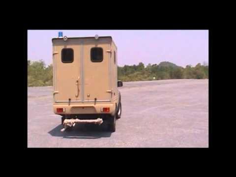Cargo Box — Test Drive