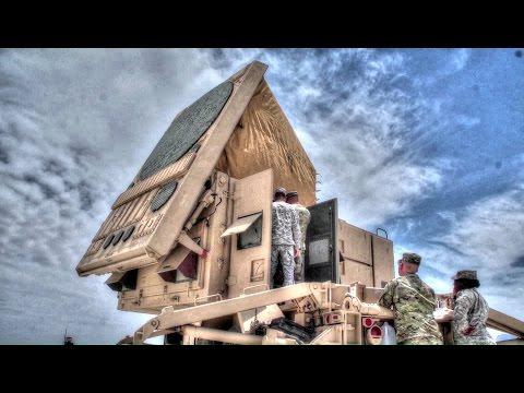 MIM-104 Patriot Missile Battery Set Up