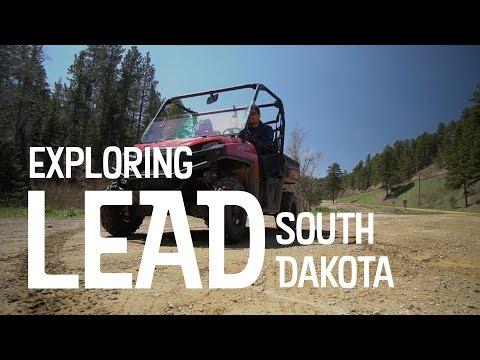 Exploring Lead, South Dakota