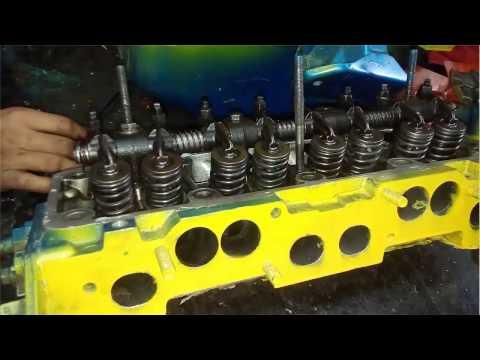 Desarmado, Pruebas y Armado de motor Nissan Datsun serie A-10 y A-12 + Manual completo Español HD