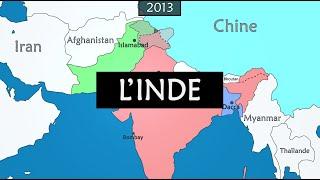 Inde - Résumé de l'histoire de l'Inde depuis 1900