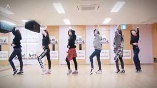 Cover images Apink 'LUV' mirrored Dance Practice