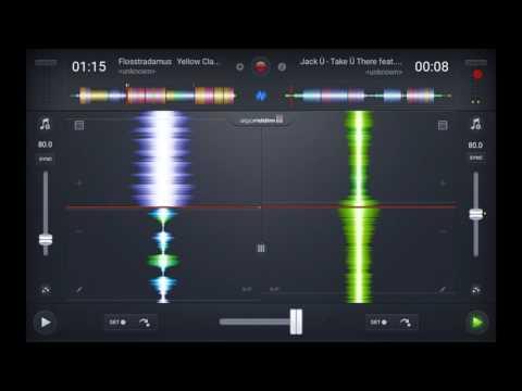 Flosstradamus & Yellow Claw - Pillz (feat. Green Velvet) x Jack Ü - Take Ü There feat. Kiesza