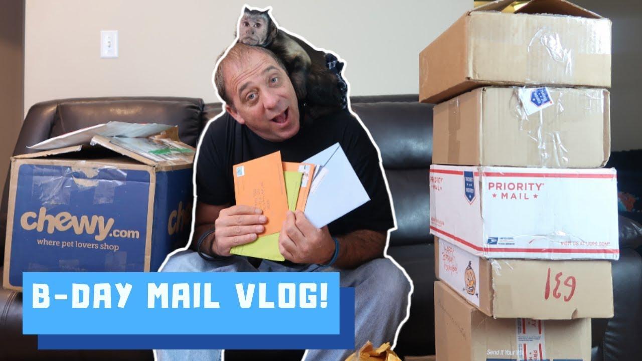 monkey-loves-birthday-fan-mail