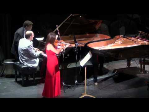"Gershwin ""Tempo di Blues"" - Livia Sohn, violin"