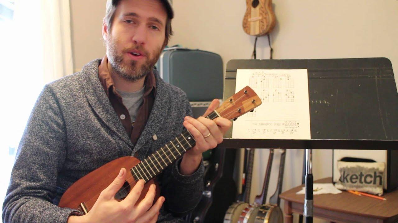 Ukulele chords up the neck workshop youtube hexwebz Gallery