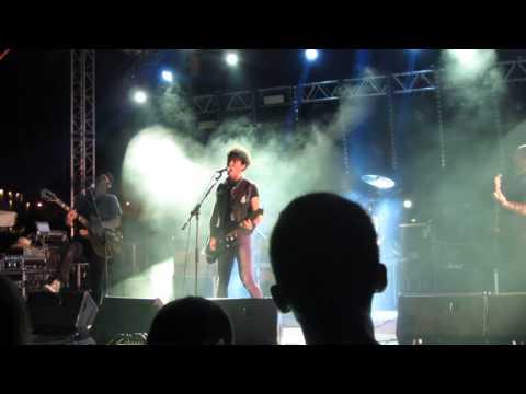 IL TESTAMENTO - Appino - Live @ diROCKato Festival - Monopoli
