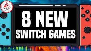 8 Gamescom New Switch Games JUST ANNOUNCED!