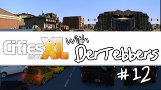 Cities XL 2011 - Ep12 - Airport!!!