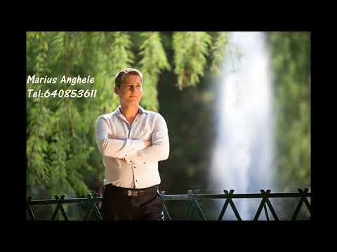 MARIUS ANGHELE 2018 - AM FETE FRUMOASE FRUMOASE FOC
