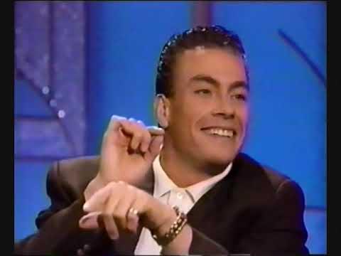 Download Jean-Claude Van Damme on the Arsenio Hall Show | Lionheart [1990]