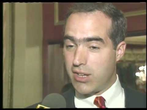 Bob Casey Jr & Memories of 1968 Chicago Democratic Convention; WNEP-TV 1996